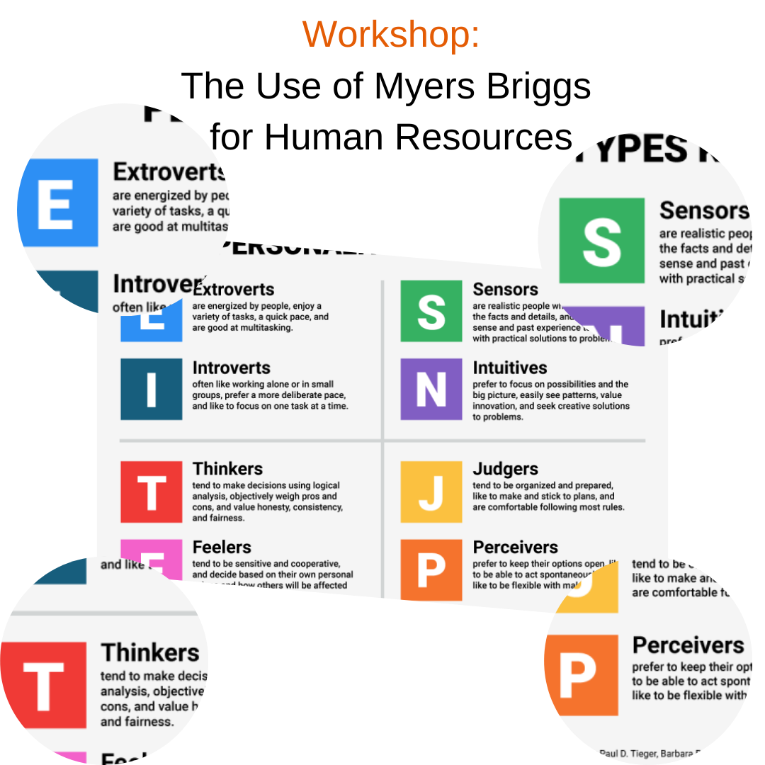 Workshop_ The Use ofMyers Briggs for Human Resources