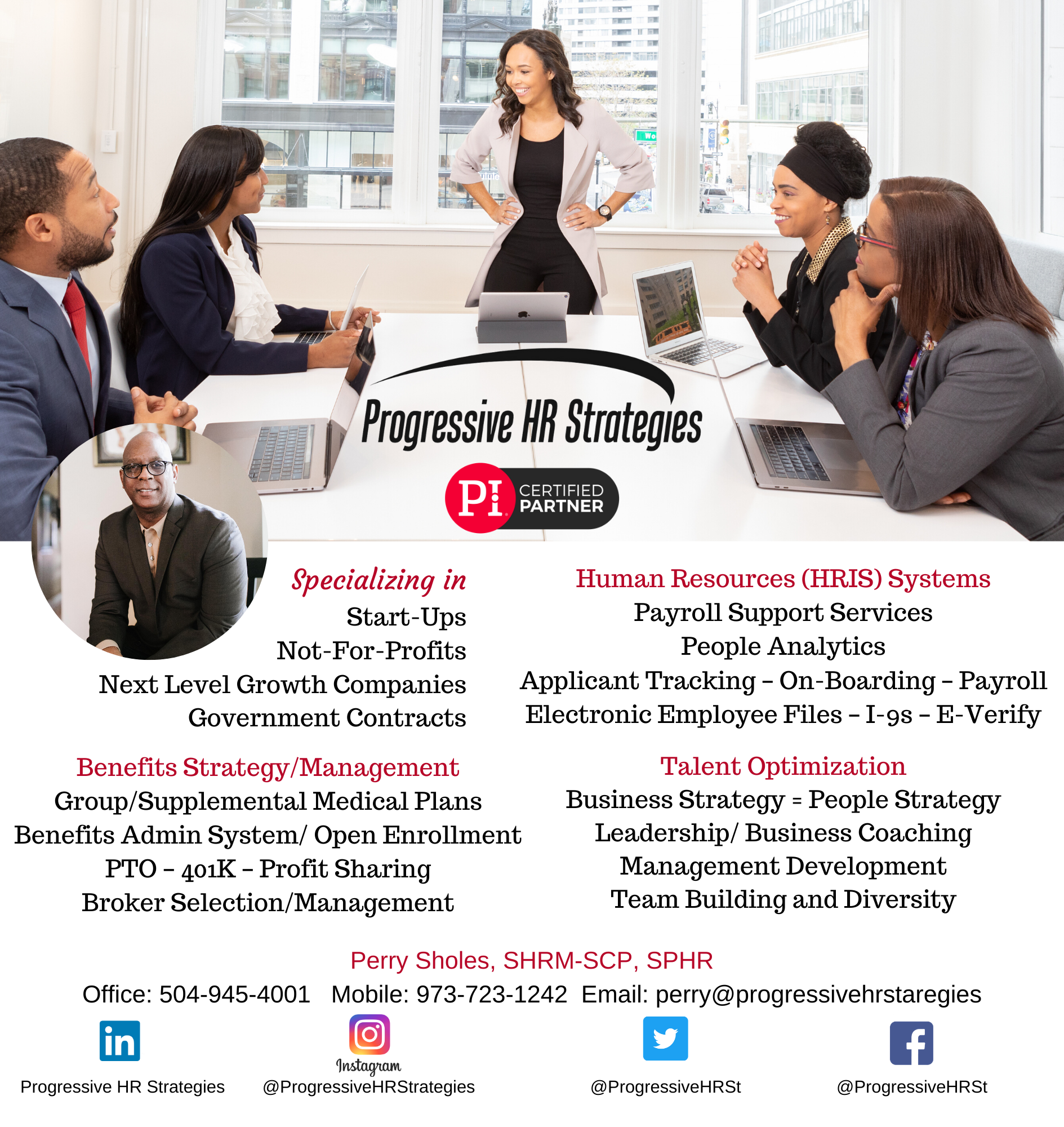 Progressive HR Strategies Ad2